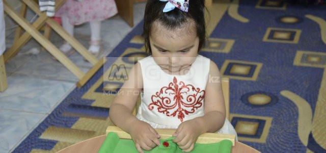 Айлана, детский сад - Степногорск