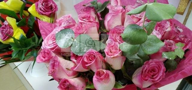 Step-Flor, сеть цветочных магазинов - Степногорск