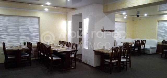 В дали, ресторан - Степногорск