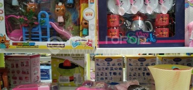 Ешкин Кот, магазин сертифицированных детских товаров - Степногорск