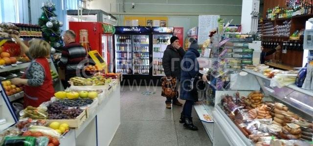 Наш, гастрономический магазин - Степногорск