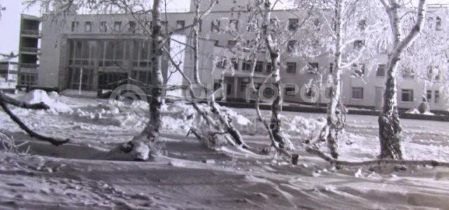 Степногорская центральная городская больница, больница - Степногорск