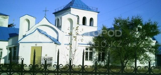 Храм святого Елевферия Римского, храм - Степногорск