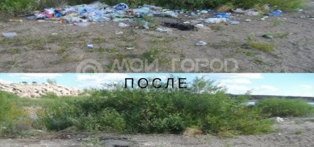 Чистый Город Степногорск, волонтерское движение - Степногорск